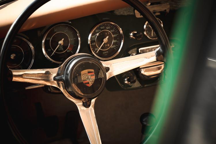 1963 Porsche 356 1600 SC 32