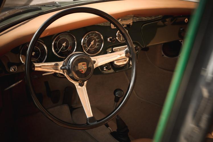 1963 Porsche 356 1600 SC 33