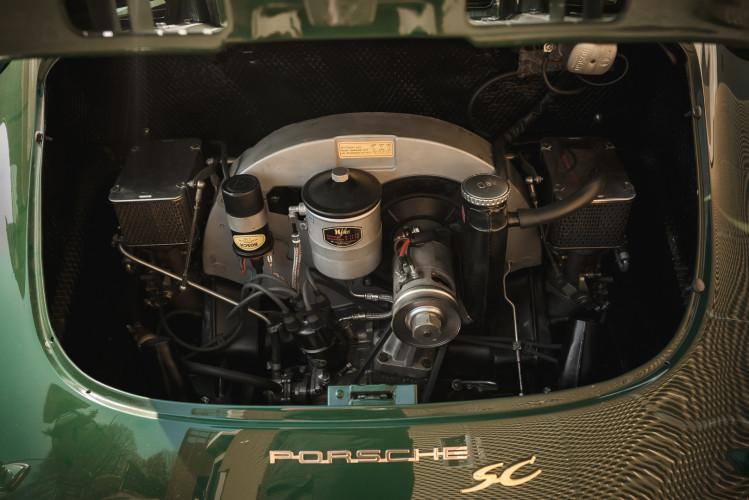 1963 Porsche 356 1600 SC 42