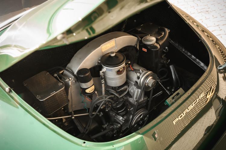 1963 Porsche 356 1600 SC 41