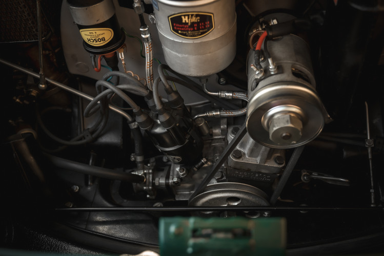 1963 Porsche 356 1600 SC 43