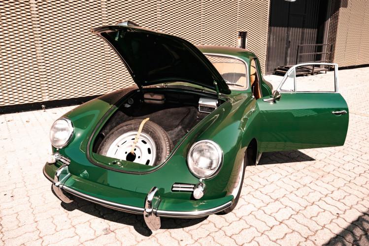 1963 Porsche 356 1600 SC 39
