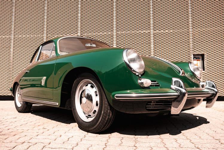 1963 Porsche 356 1600 SC 5