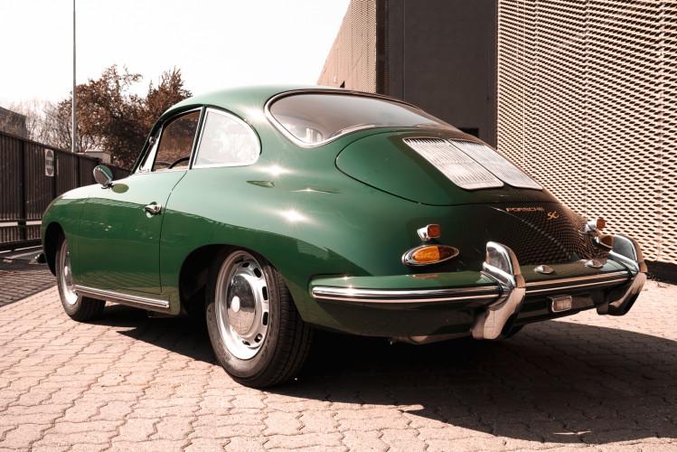 1963 Porsche 356 1600 SC 8