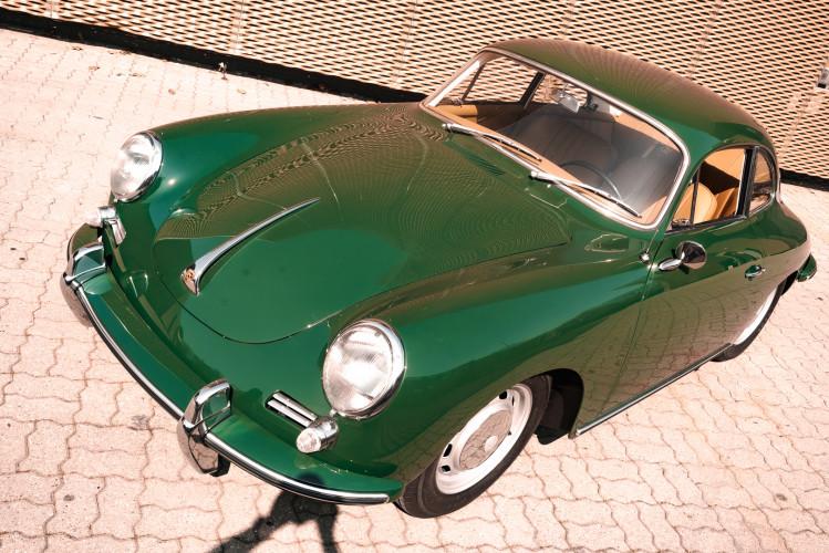 1963 Porsche 356 1600 SC 3
