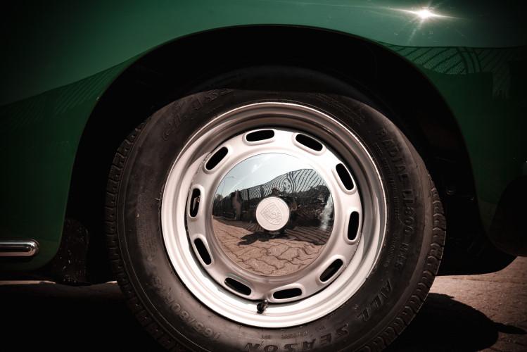 1963 Porsche 356 1600 SC 14