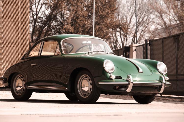 1963 Porsche 356 1600 SC 0