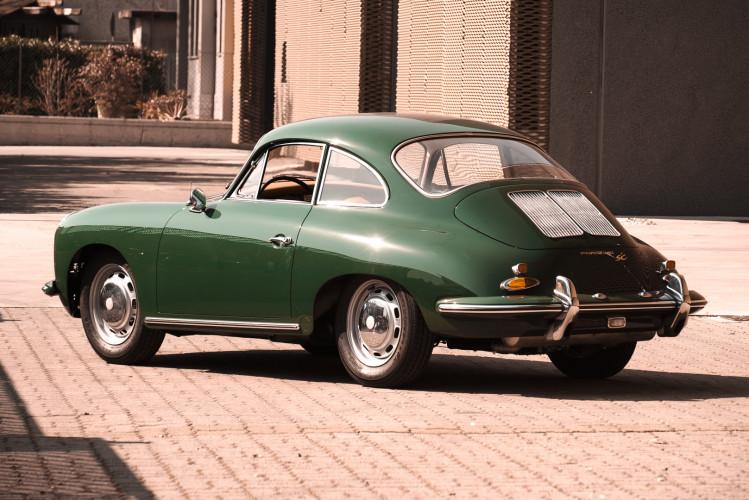 1963 Porsche 356 1600 SC 1