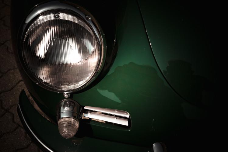 1963 Porsche 356 1600 SC 13
