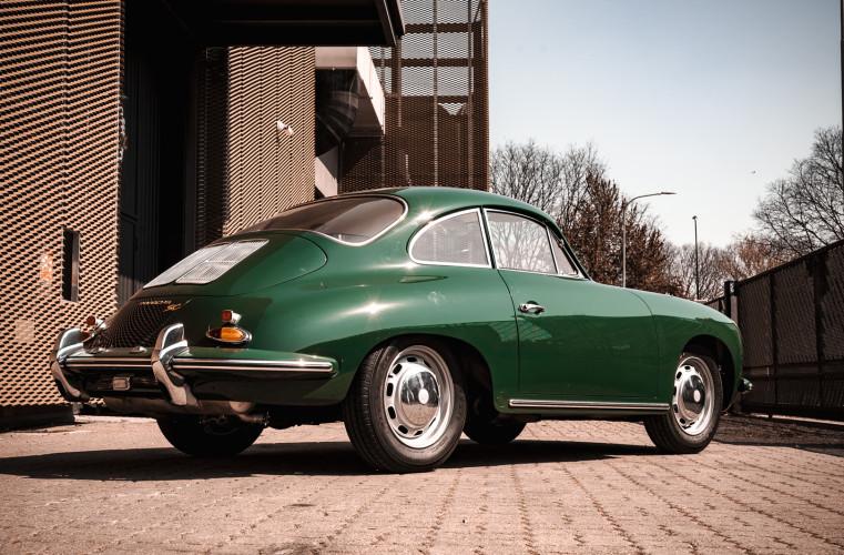 1963 Porsche 356 1600 SC 2