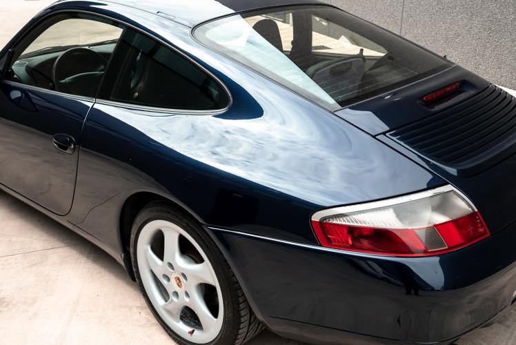 1999 Porsche 996 Carrera Coupè 20