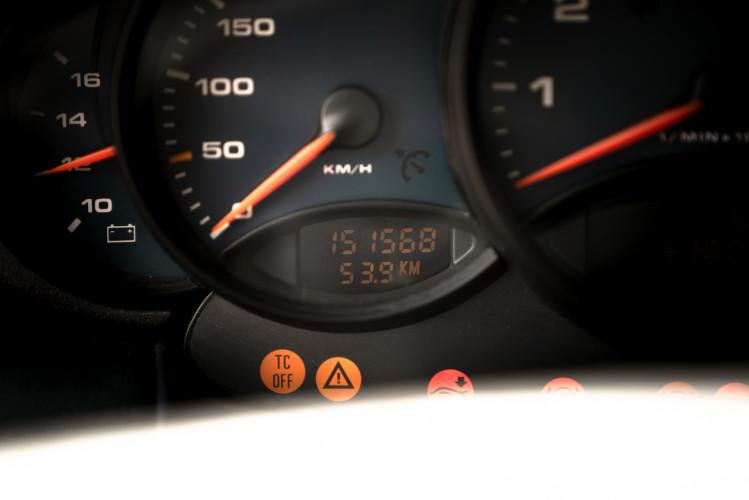 1999 Porsche 996 Carrera Coupè 36