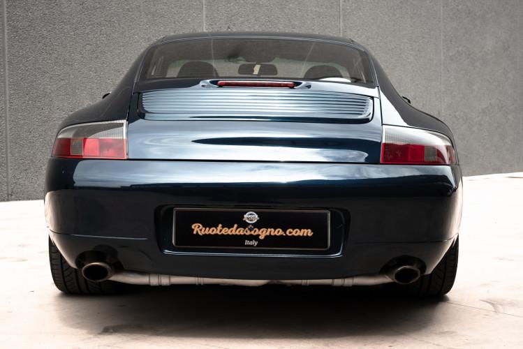 1999 Porsche 996 Carrera Coupè 8