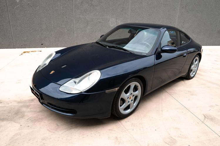 1999 Porsche 996 Carrera Coupè 0