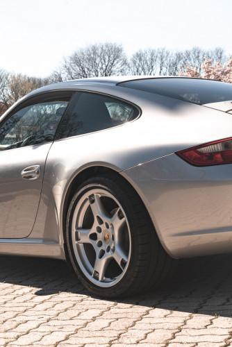 2008 Porsche 997 Carrera 2 3