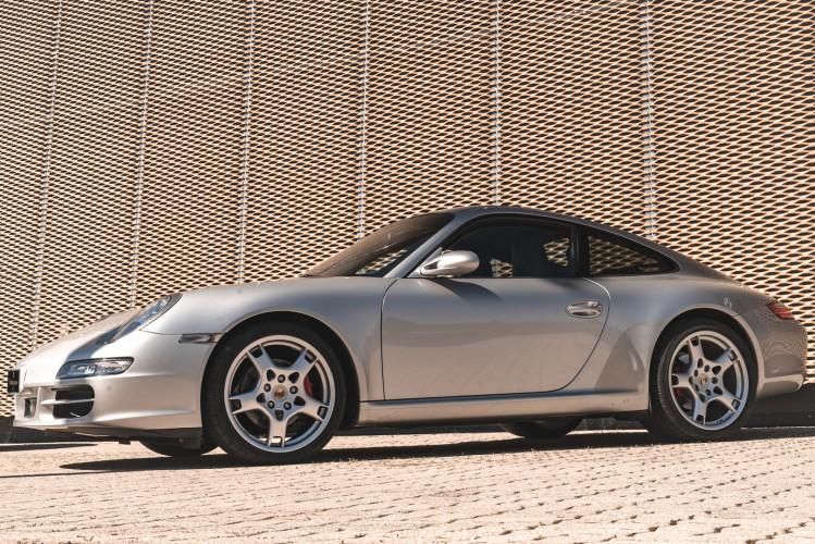 2008 Porsche 997 Carrera 2 2
