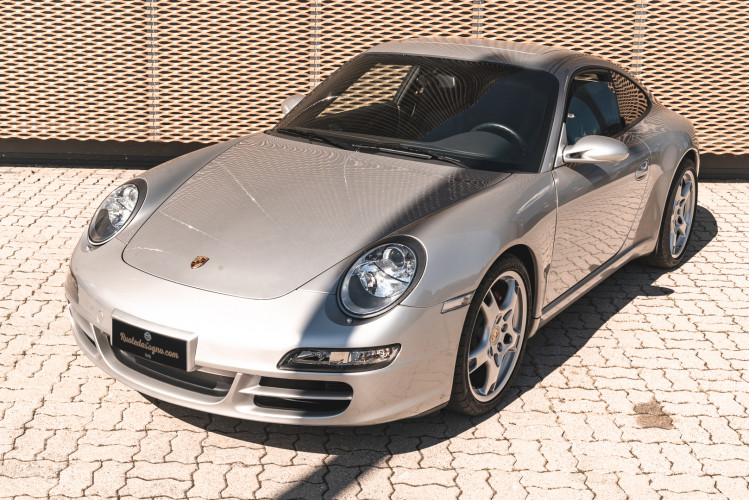 2008 Porsche 997 Carrera 2 0