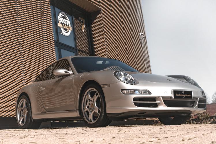 2008 Porsche 997 Carrera 2 10