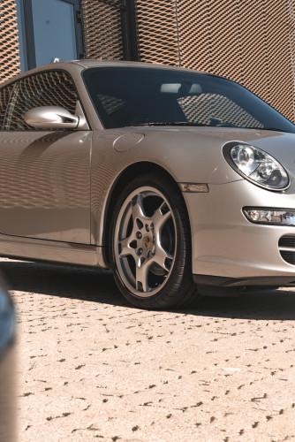 2008 Porsche 997 Carrera 2 9