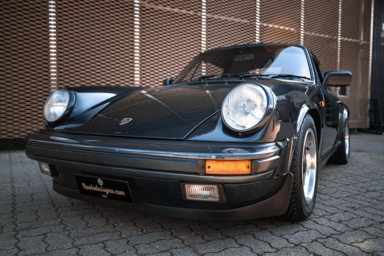1986 Porsche 911 Carrera 3.2 Cabrio 3