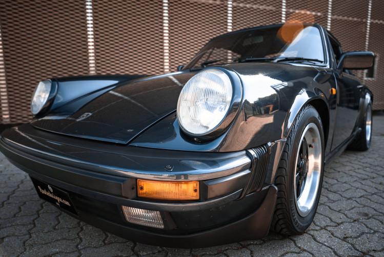 1986 Porsche 911 Carrera 3.2 Cabrio 4