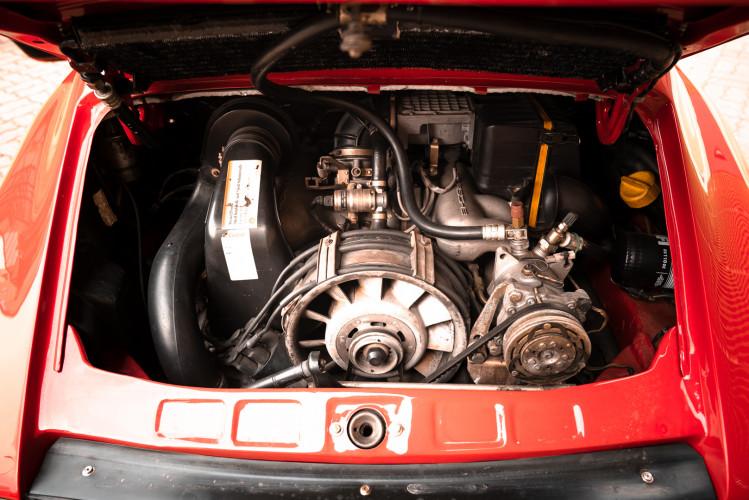 1988 Porsche 911 Carrera 3.2 Cabrio G50 38