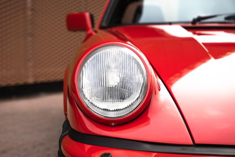 1988 Porsche 911 Carrera 3.2 Cabrio G50 8