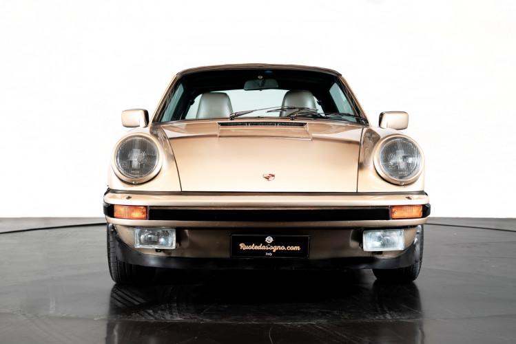 1985 Porsche 911 Carrera 3.2 Targa 1