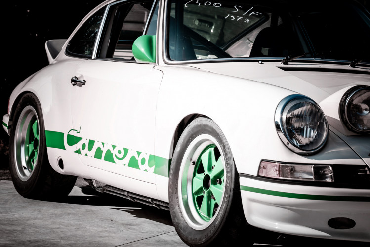 1973 Porsche 911 2.4 S/F  17