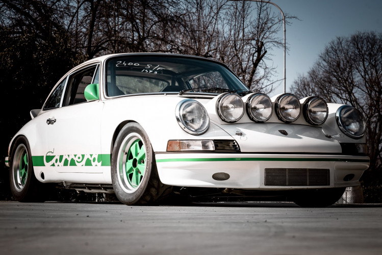 1973 Porsche 911 2.4 S/F  16