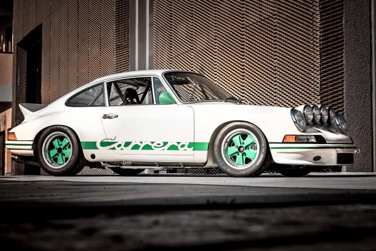 1973 Porsche 911 2.4 S/F  1