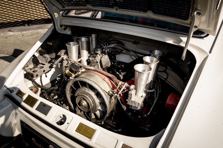1973 Porsche 911 2.4 S/F  34