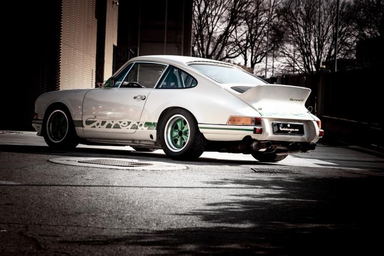 1973 Porsche 911 2.4 S/F  2