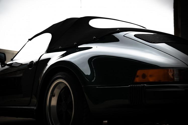1989 Porsche 911 Speedster Turbo Look 13