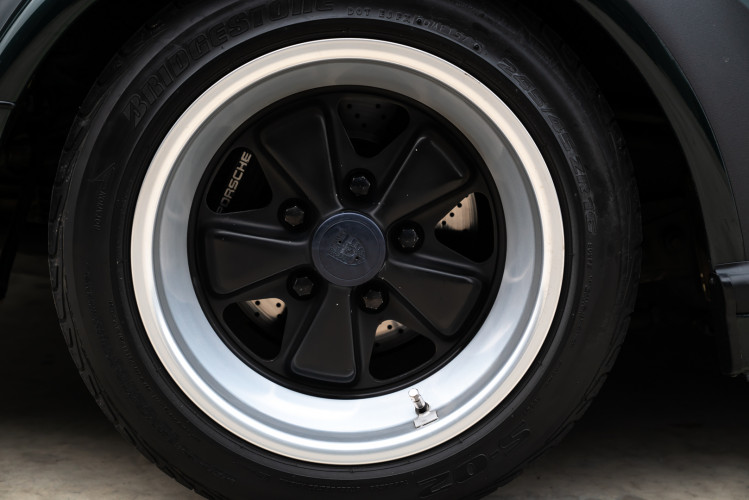 1989 Porsche 911 Speedster Turbo Look 5