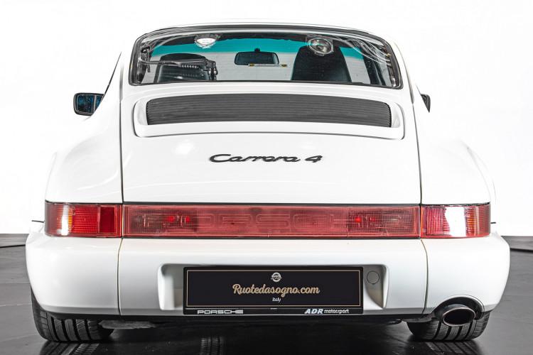 1990 Porsche 964 Carrera 4 3