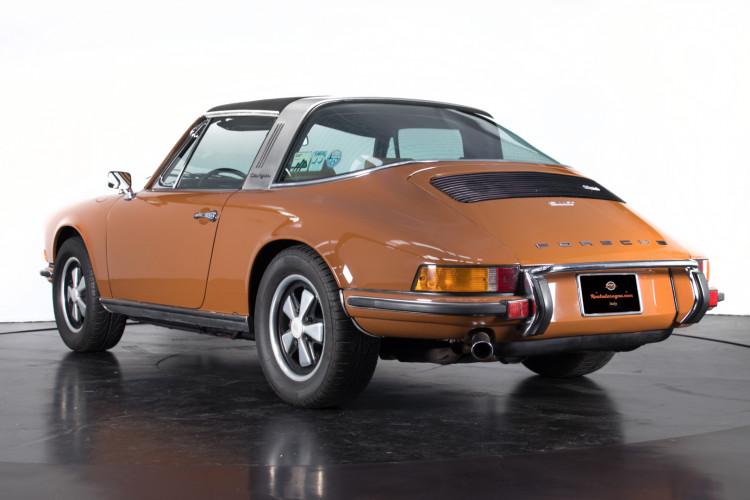 1972 Porsche 911T - 2.4 Targa 4