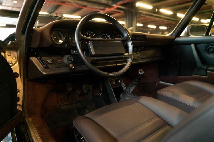 1985 Porsche 930 Turbo 18