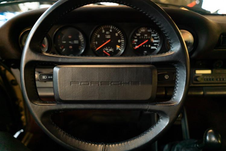 1985 Porsche 930 Turbo 20