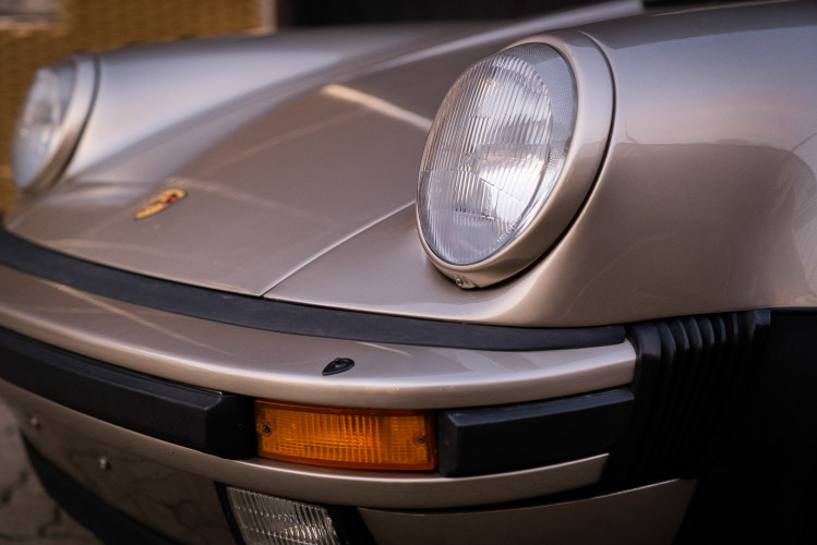 1985 Porsche 930 Turbo 8