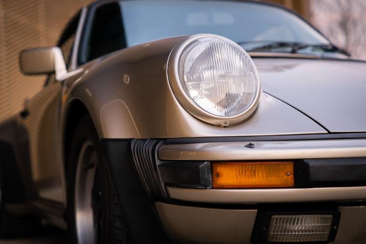 1985 Porsche 930 Turbo 6