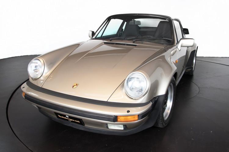 1985 Porsche 930 Turbo 12