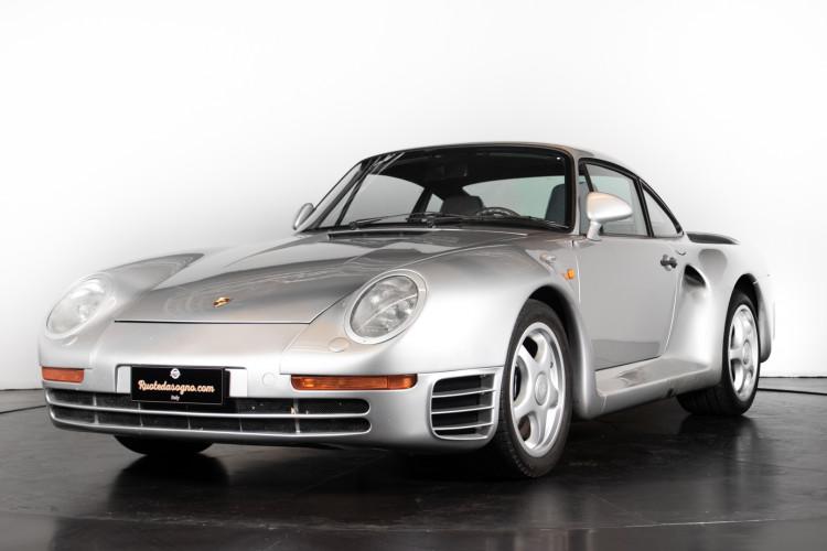 1986 Porsche 959  0