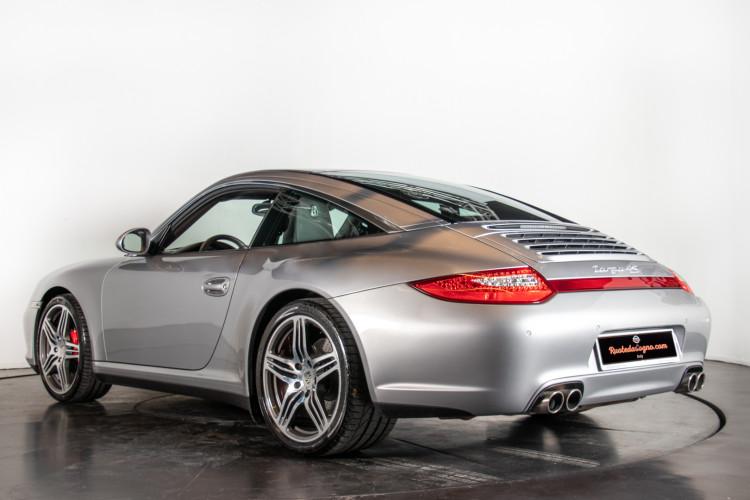 2009 Porsche 997 Targa 4S 2