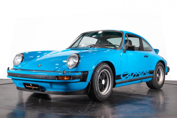1974 Porsche 911 Carrera 2.7 0