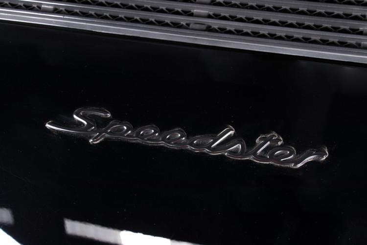 1989 Porsche Speedster 911 5