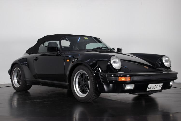 1989 Porsche Speedster 911 21