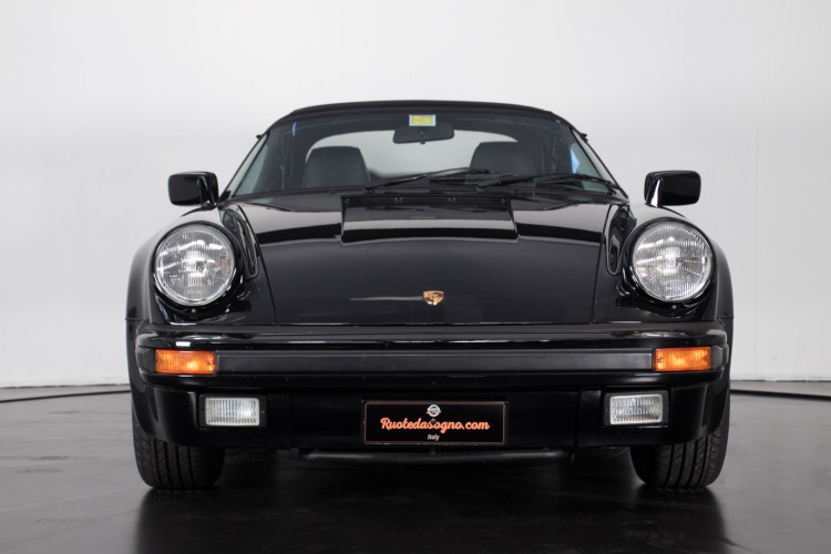 1989 Porsche Speedster 911 13