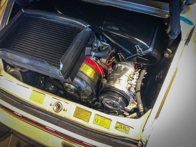 1985 Porsche 930 Turbo 40