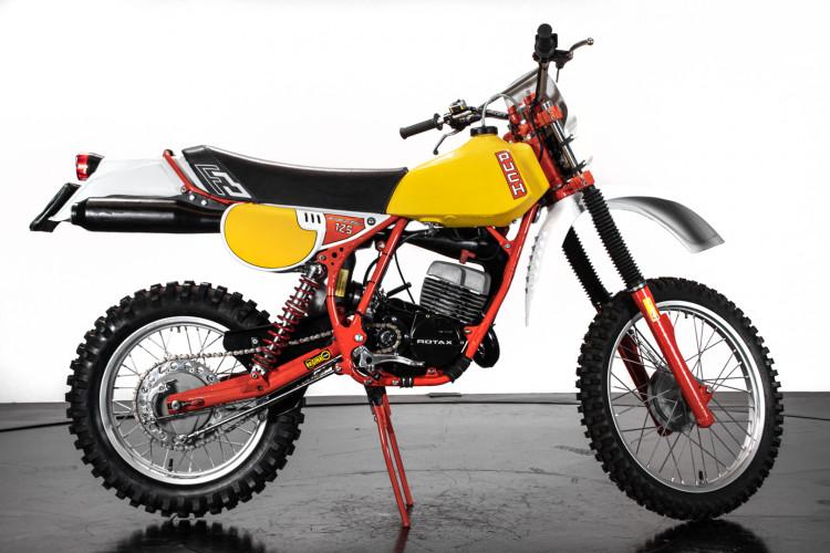 1981 PUCH FRIGERIO 125 GS 1